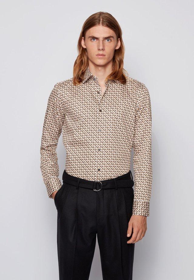 JANGO - Formal shirt - beige