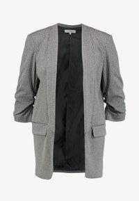 Soyaconcept - AMAJA - Blazer - dark grey melange - 4