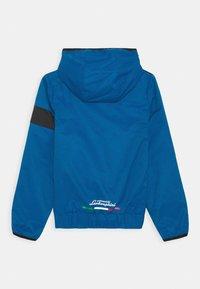 Automobili Lamborghini Kidswear - CONTRAST DETAIL JACKET - Light jacket - blue eleos - 1