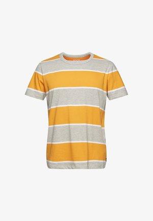 Print T-shirt - sunflower yellow