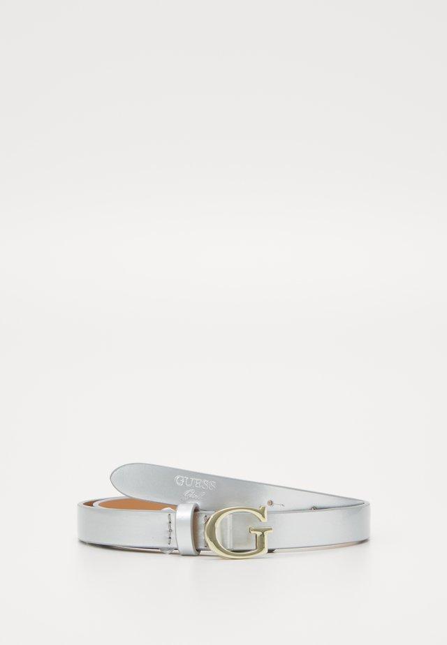 GWEN - Belt - argent