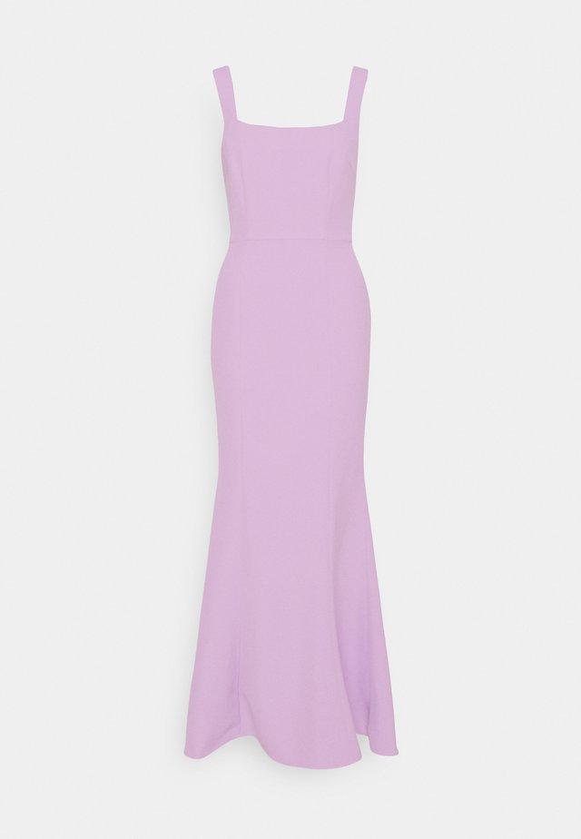 SENIA - Suknia balowa - lilac