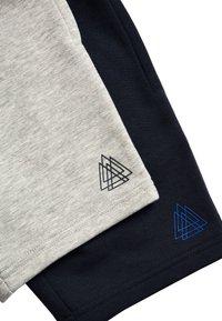 Next - 2 PACK SHORTS - Shorts - light grey - 4
