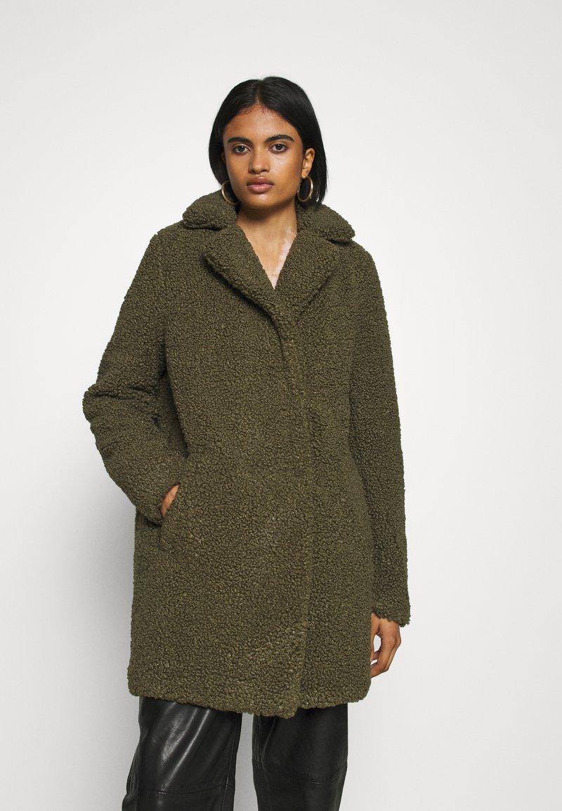 Noisy May - NMGABI JACKET - Winter coat - kalamata