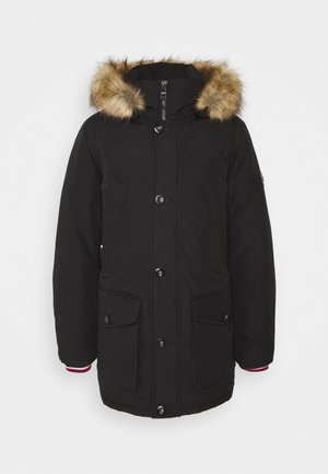 HAMPTON PARKA - Down coat - black