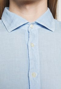 120% Lino - SLIM FIT - Shirt - celeste - 5