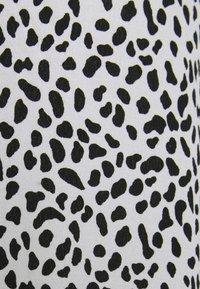 Zign - Shirt dress - white/black - 7