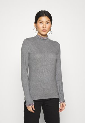 BRUSHED - Jumper - gunmetal