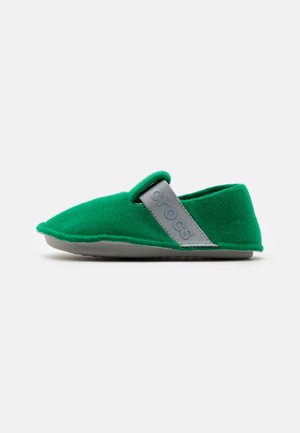 CLASSIC SLIPPER UNISEX - Slippers - deep green