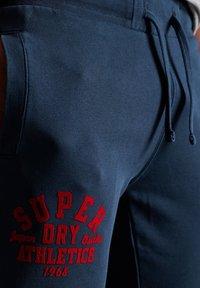 Superdry - Tracksuit bottoms - lauren navy - 3
