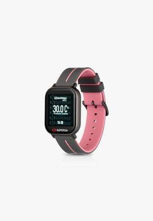 Inteligentné hodinky - grey/pink