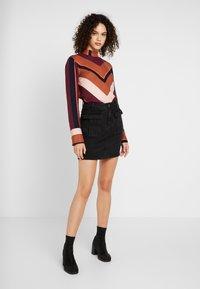 Object - Mini skirt - black - 0