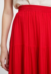 Louche - LEONORA - A-line skirt - red - 5