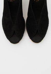 Vidorreta - High heeled sandals - black - 5