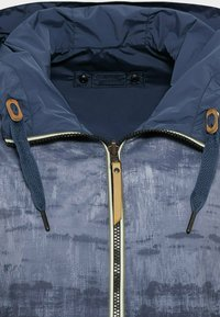 camel active - Reversible - Winter coat - blue - 9