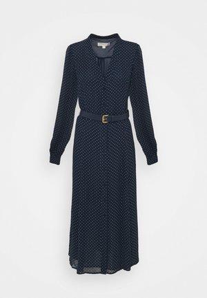 PERFECTION BELTED - Denní šaty - dark blue