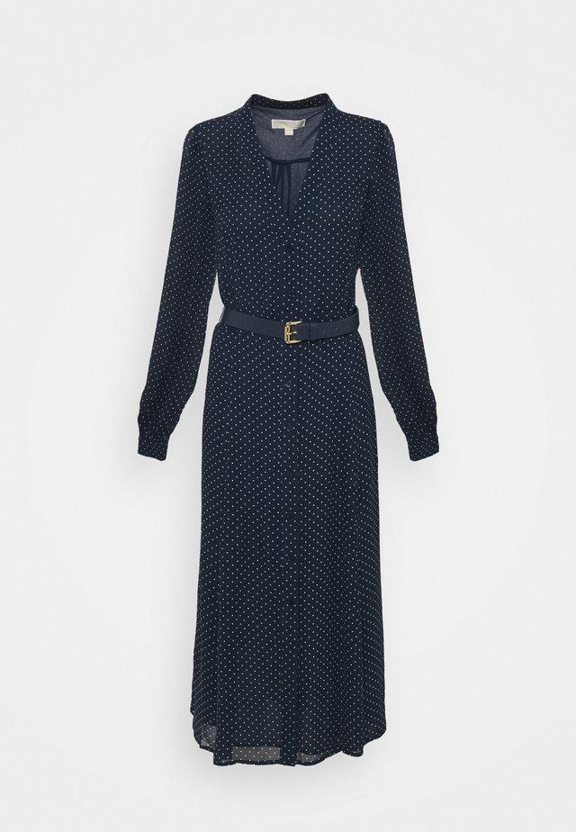 PERFECTION BELTED - Vestito estivo - dark blue