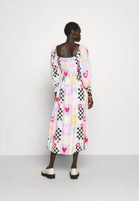 Olivia Rubin - ALANA - Day dress - cut and paste - 2