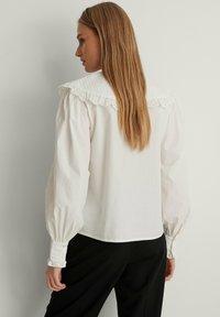 NA-KD - Button-down blouse - white - 2