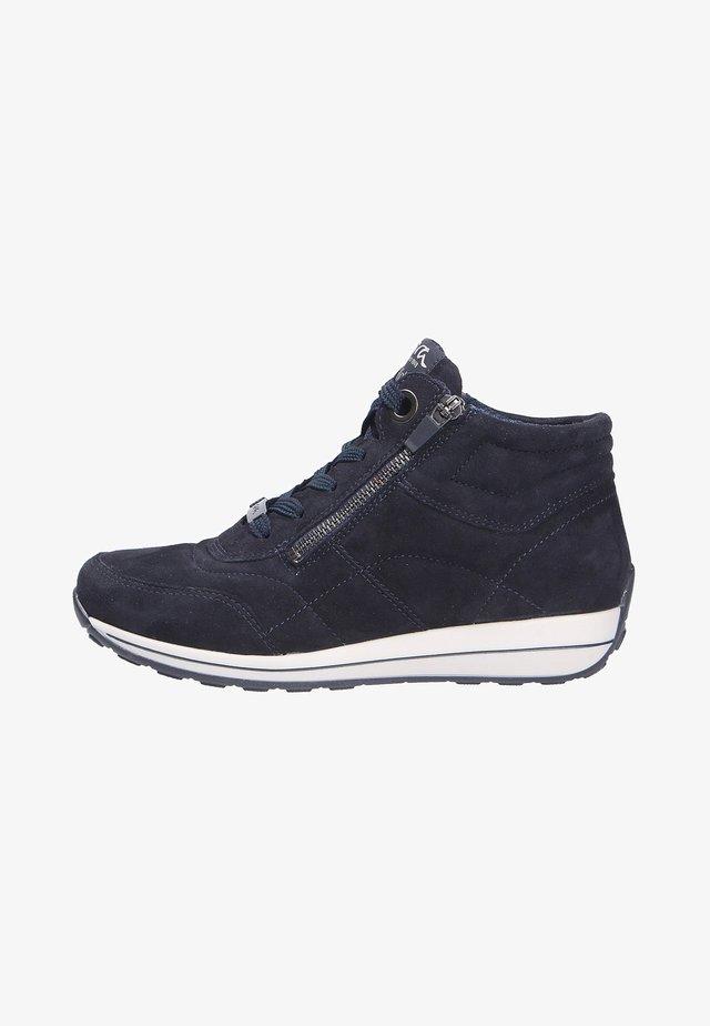 COMFORT - High-top trainers - blau (05)