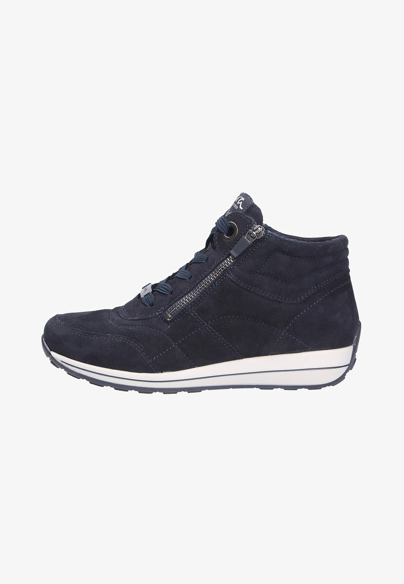 ara - COMFORT - Höga sneakers - blau (05)