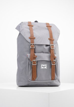 LITTLE AMERICA MID VOLUME - Mochila - grey