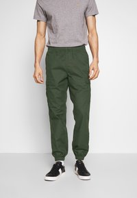 Superdry - Cargo trousers - rosin - 0