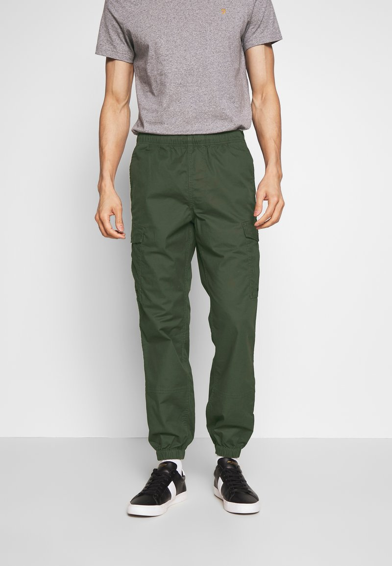 Superdry - Cargo trousers - rosin