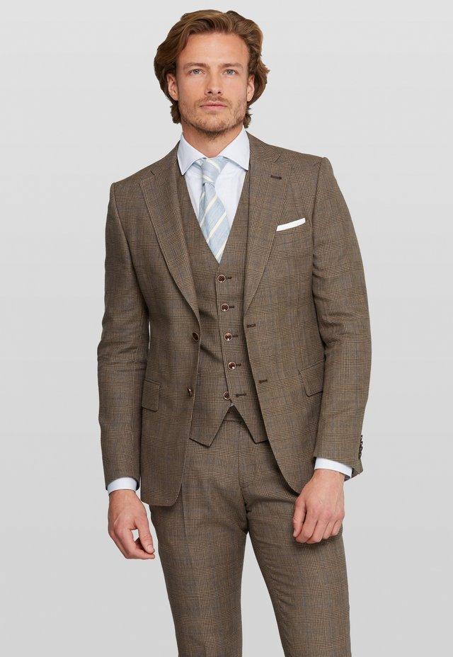 CRAIG SPLIT - Blazer jacket - brown