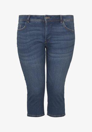 Jeans Skinny Fit - used mid stone blue denim