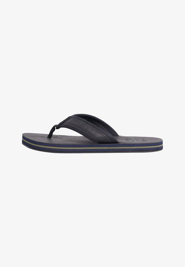 PREMIUM - Pool shoes - black