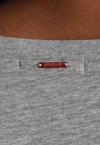 Replay - LONG SLEEVES - Camiseta de manga larga - medium grey melange - 4