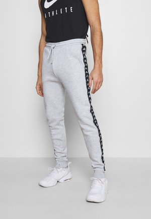 IRENVEUS - Tracksuit bottoms - grey melange