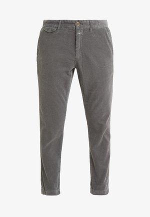 ATELIER CROPPED - Pantaloni - granite