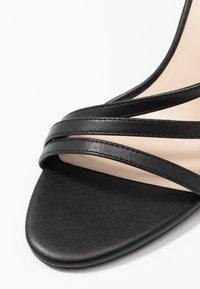 Zign - Sandaler med høye hæler - black - 2