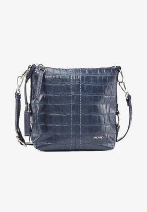 NILE - Across body bag - blau