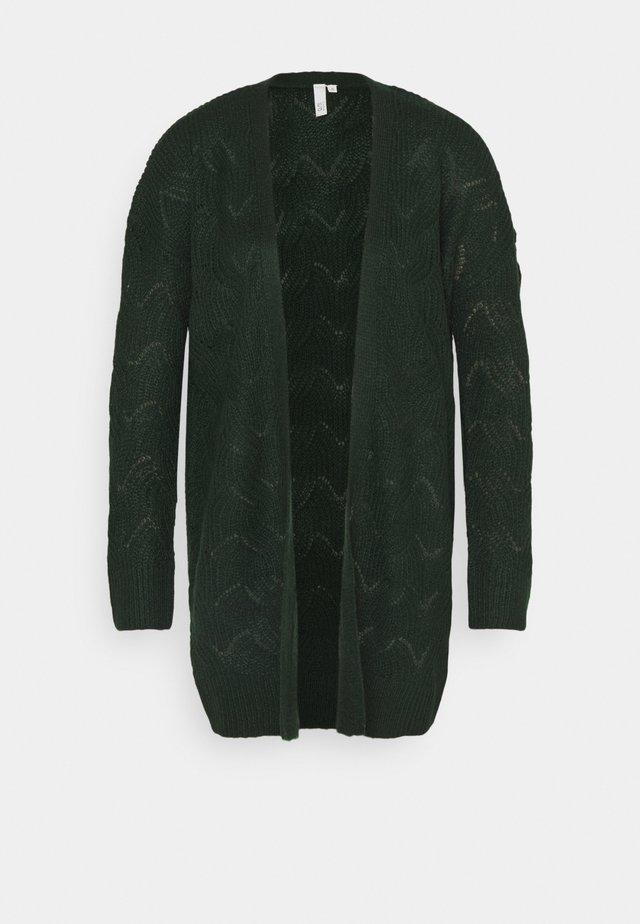 Neuletakki - dark green