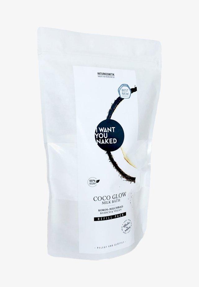 COCO GLOW MILK BATH REFILL - Badschuim - -