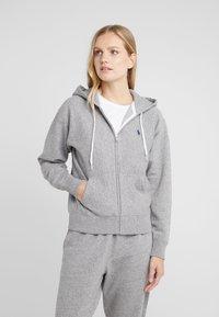 Polo Ralph Lauren - SEASONAL - Zip-up hoodie - dark vintage heather - 0