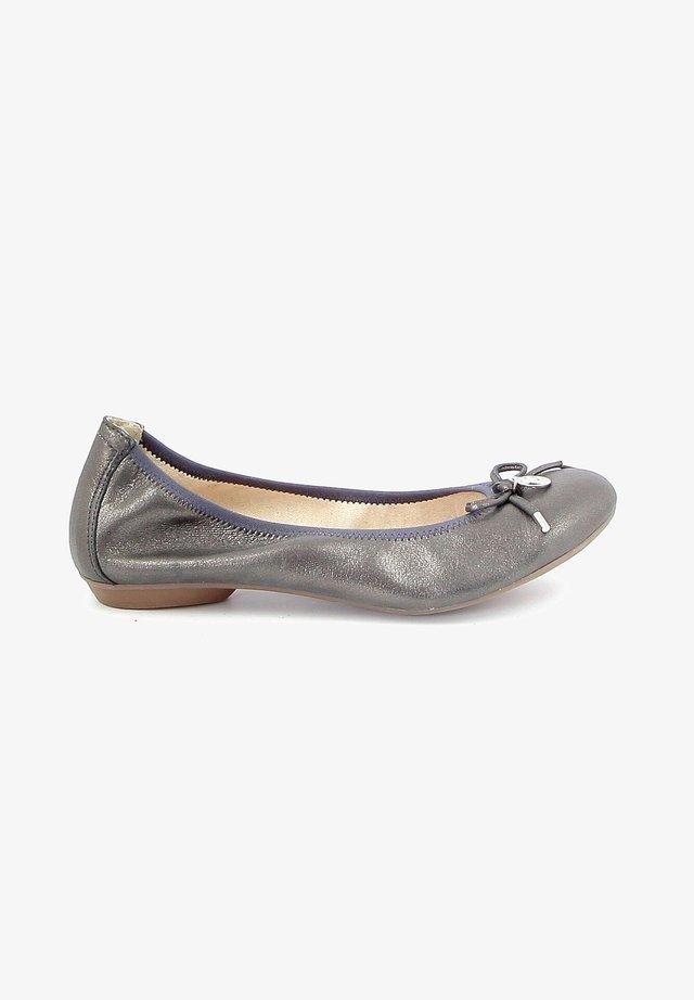 JETON - Ballerines pliables - bronze