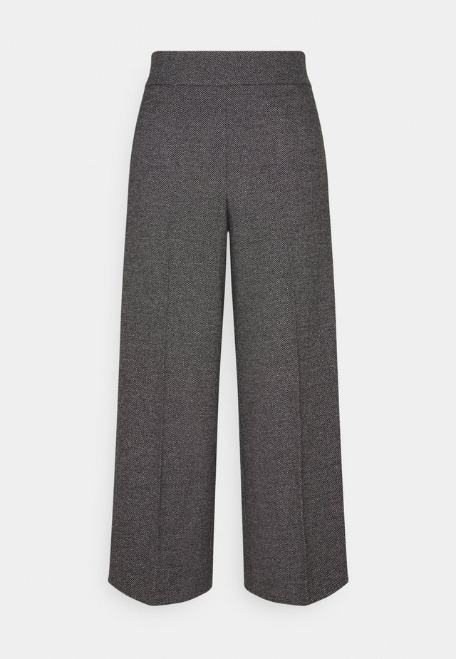 MISHA - Pantalon classique - slate grey melange
