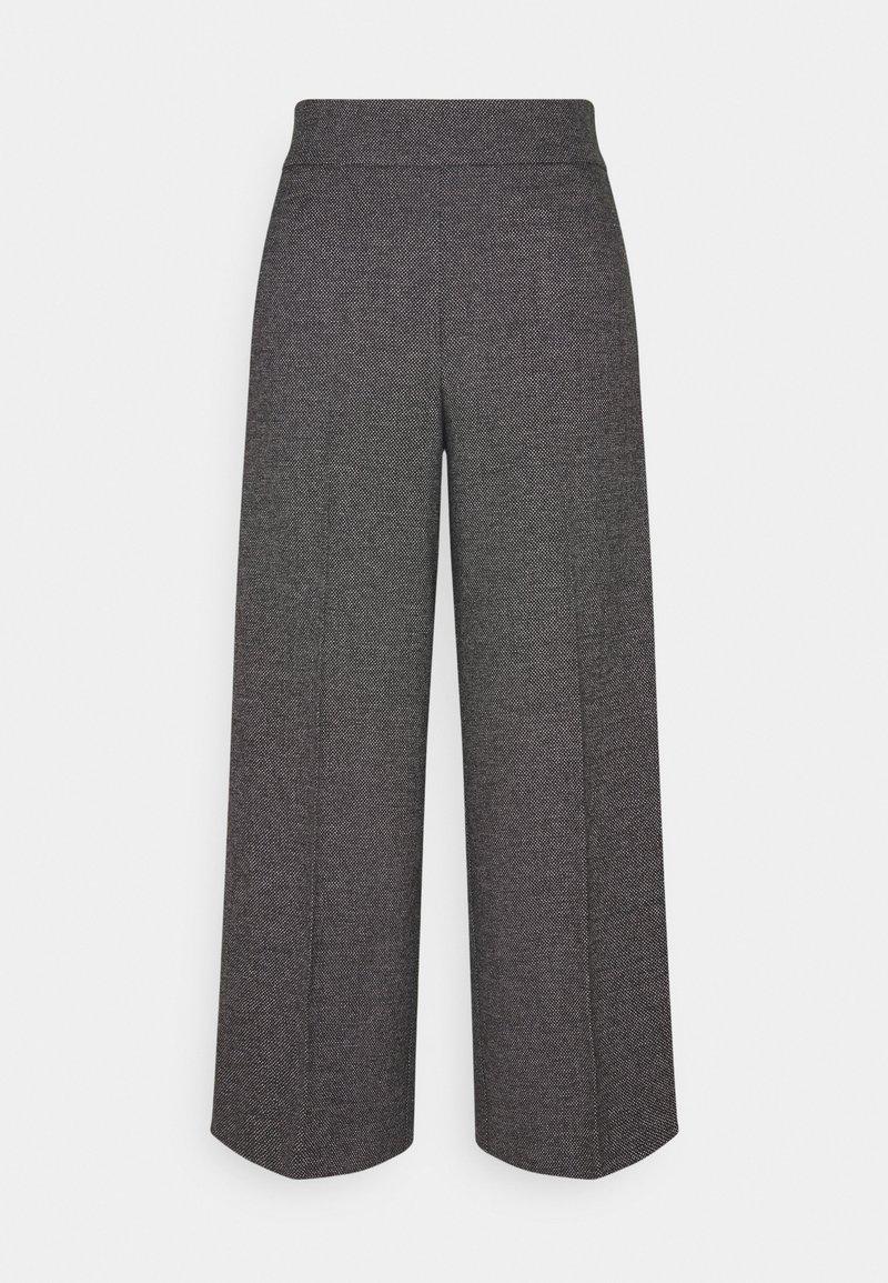 Opus - MISHA - Stoffhose - slate grey melange