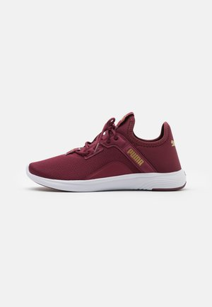 SOFTRIDE VITAL FEMME  - Neutral running shoes - burgundy/team gold