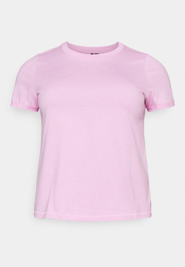 VMPAULA - Basic T-shirt - pastel lavender