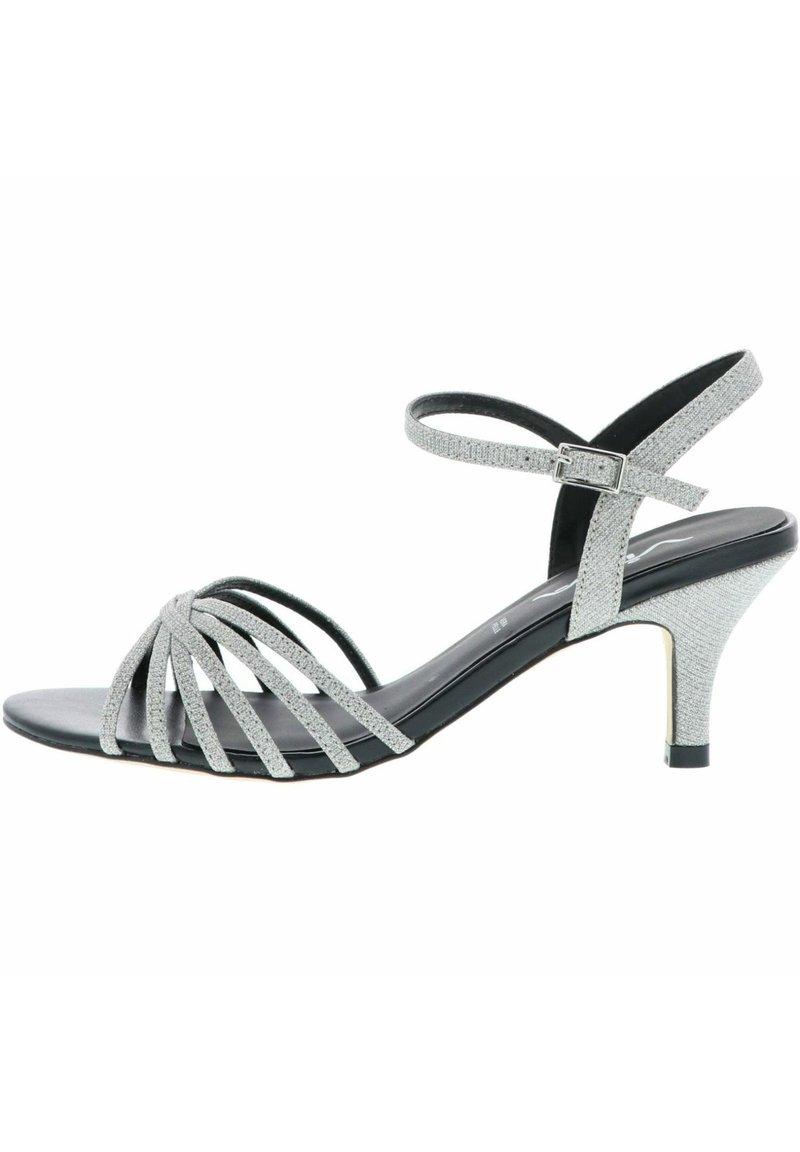 Vista - Bridal shoes - silber