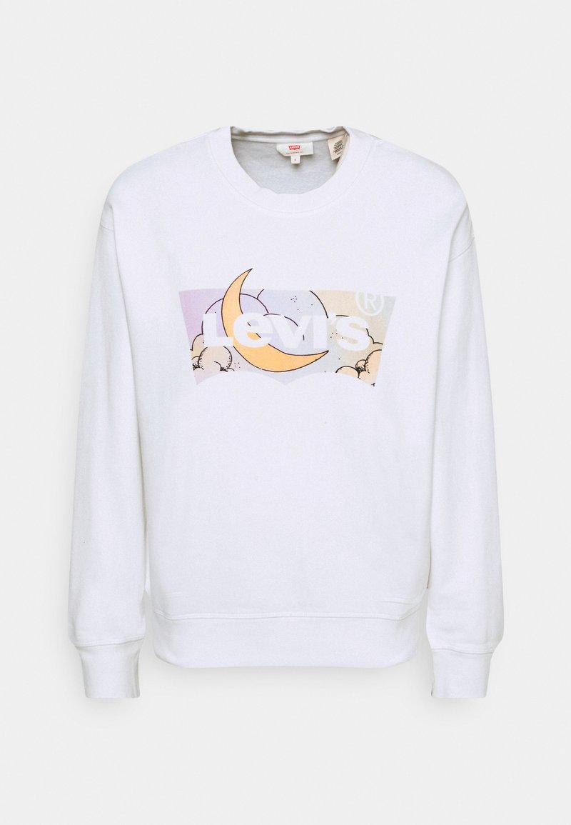 Levi's® - GRAPHIC STANDARD CREW - Sweater - white