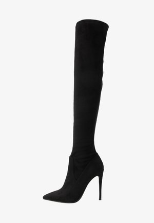 DADE - High heeled boots - black