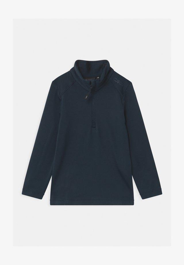BOY  - Sweatshirt - black blue