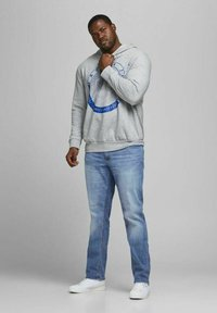 Jack & Jones - Slim fit jeans - blue denim - 0