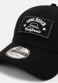 New Era - LONG BEACH  - Cap - black - 3